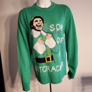 Men's Elf 'Son of a Nutcracker' Holiday Sweater